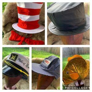 Mix hat 🎩.